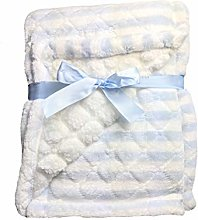Lullaby Kids Luxury Sherpa Baby Blanke