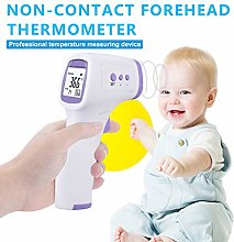Lulupi Forehead Thermometer, Digital Infrared