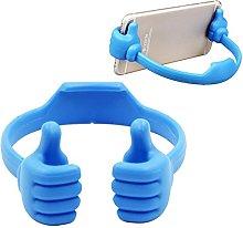 Lumanuby 1 Pcs Cell Phone Stand Cellphone Holder
