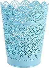 Lumanuby 1 x Small Flower Pot Round with Hollow