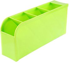 Lumanuby 1Pcs Pen Holder Organiser Storage Boxes