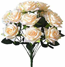 Lumanuby. Artificial Flowers Silk Flowers in Bulk