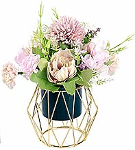 Lumanuby. Artificial Flowers Simulation Potted