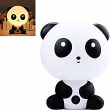 Lumanuby. Lovely Cartoon Kungfu Panda Table Lamps