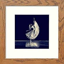 Lumartos, Vintage Ballerina Dancer Contemporary