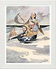 Lumartos, Vintage Poster Big Book Of Nursery