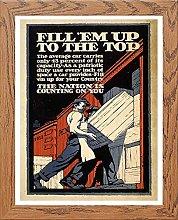 Lumartos, Vintage Poster Fillem Contemporary Home