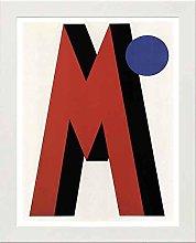 Lumartos, Vintage Poster M Contemporary Home Decor