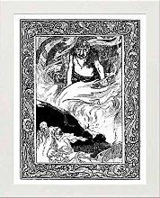 Lumartos, Vintage Poster Odysseus Contemporary