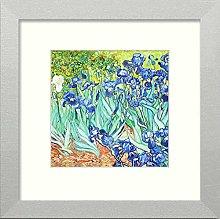 Lumartos, Vintage Van Gogh Irises Contemporary