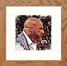 Lumartos, WWE Raw Triple H Contemporary Home Decor