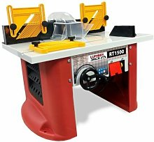 Lumberjack RT1500 1500w Bench Top Router Table