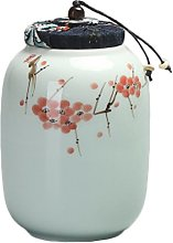 LUNA VOW Japanese Ceramics Tea Canister