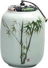 LUNA VOW Japanese Ceramics Tea Canister
