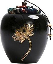 LUNA VOW Japanese Ceramics Tea Canisters