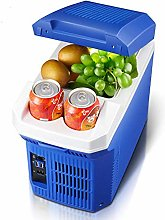 LUNAH Car Fridge Mini Car Freezer Refrigerators