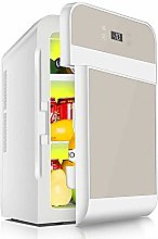 LUNAH Car Refrigerator Mini Fridge Warmer Electric