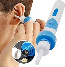 LUNAH Electric Ear Cleaning Kit, Ear Wax Cleaner