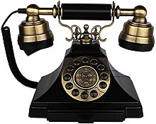 LUNAH Landline Telephone,Corded Old Fashioned