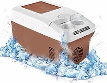 LUNAH Mini Refrigerators Cool Car Fridge Freezer