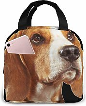 Lunch Bag Cute Beagle Dog Insulated Lunch Tote