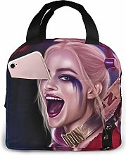 Lunch Bag Harley Quinn 1 Insulated Durable Lunch