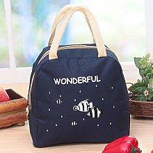 Lunch Bag Insulated Lunch Box Handbag Handbag