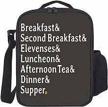 Lunch Bag Kids Lunch Box Insulated Die Sieben