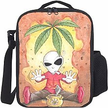 Lunch Bag Kids Lunch Rucksack Cool Alien Hanf