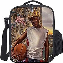 Lunch Bag Kids Lunch Rucksack Cool King Boy Love