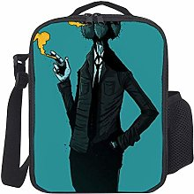 Lunch Bag Kids Lunch Rucksack Cool Man DREI