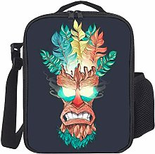 Lunch Bag Kids Lunch Rucksack Cool Man Feather