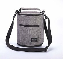 Lunch Bag Large Round Lunch Bags Thermal Insulated