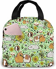 Lunch Bag Lunchbox Picnic Bag Guinea Pigs and