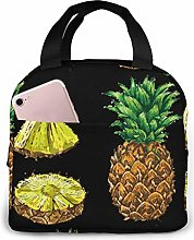 Lunch Bag PineInsulated Lunch Tote Cooler Lunch