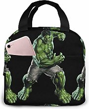 Lunch Bag Tote Cool Hulk Lunchbox Insulated Lunch