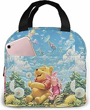 Lunch Bag Tote Winnie The Pooh Quotes Lunchbox