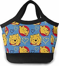 Lunch Bag Win-Nie-The-Pooh Love Insulated Lunch