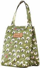 Lunch Bag Women's Warm Insulated Cool Bag