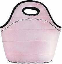 Lunch Bags Red Baby Blush Pink Girly Pastel Girl