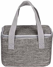 Lunch Bags Small Oxford Thermal Picnic Cooler Bag