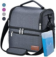 Lunch Bags, STNTUS Cooler Bag, Lunch Bag for Men