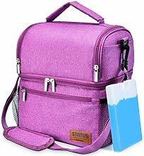 Lunch Bags, STNTUS Cooler Bag, Lunch Bag for Men