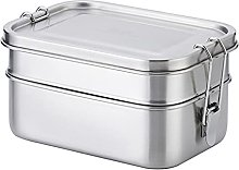 Lunch Bento Box 304 Stainless Steel Food Container
