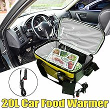 Lunch Box 12V 20L Portable Electric Cooler/Heated