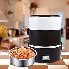 Lunch Box,3 Tier Electric Lunch Box Food Heater