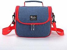 Lunch Box Bag Handbag Hot Cold Insulation Hot Work