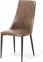 Lund Upholstered Dining Chair Borough Wharf