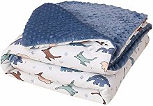 LUO Blankets Baby Blankets, Thick and Warm, Soft