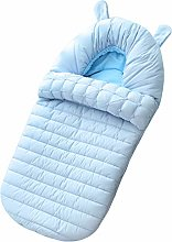 LUO Mummy Sleeping Bags Baby Holding Quilt with